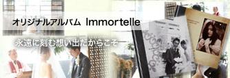 オリジナルアルバム Immortelle